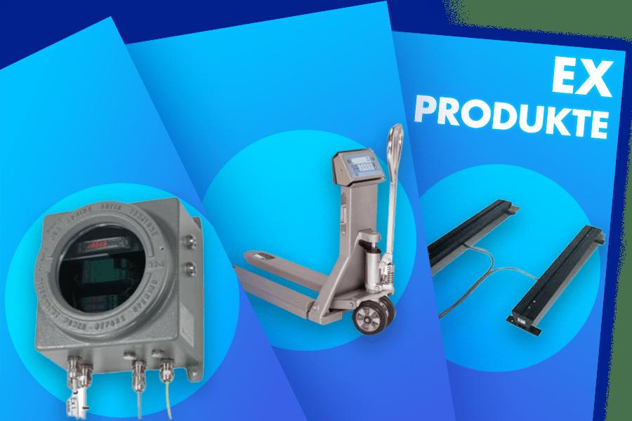 EX-Produkte Waagen