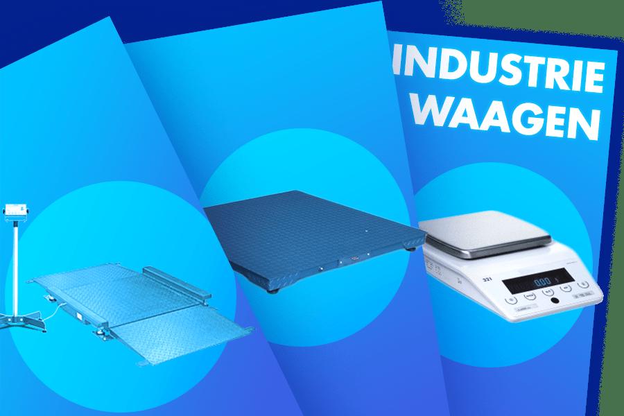 Wägetechnik - Industriewaagen
