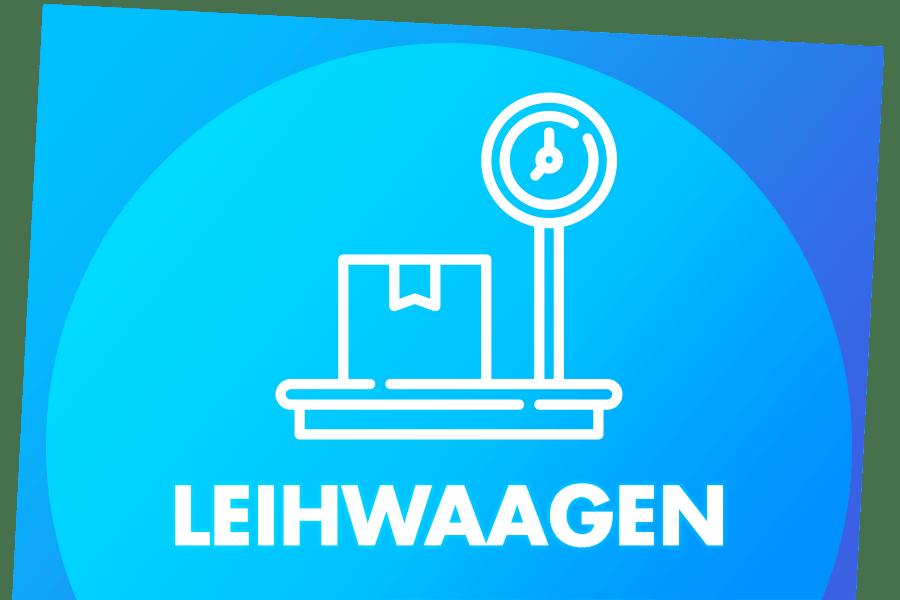 Deutsche Wägetechnik bei Leihwaagen