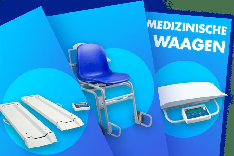 Wägetechnik - Medizinische Waagen
