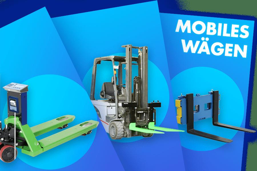 Mobile Waagen - Wägetechnik